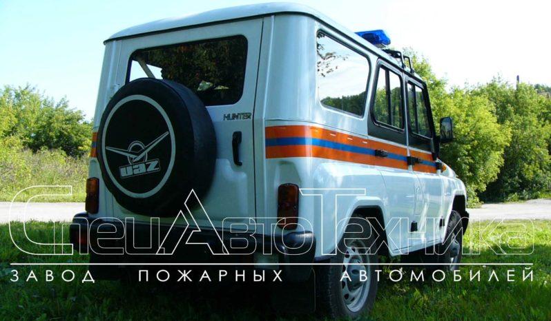 Сommand vehicle CV-5 (3151) full