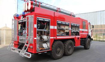 Fire tanker FT–7,0-40/4 (43118) full