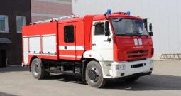Fire tanker FT-3,0-40 NATISK(43253)