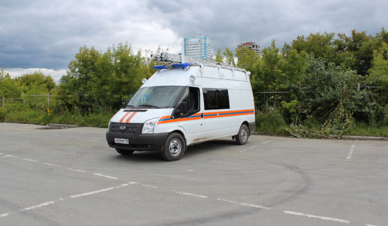 ERV-7 (Ford Transit) full