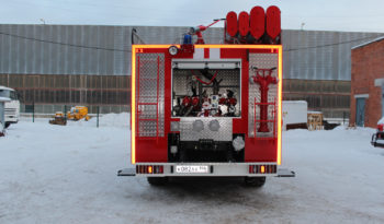 Foam Fire Fighting Vehicles FFFV-7,0-70 (43118) full