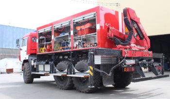 Rescue vehicle RV-20 (43114) full