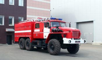 Fire tanker FT-3,0-40 NATISK (5557)