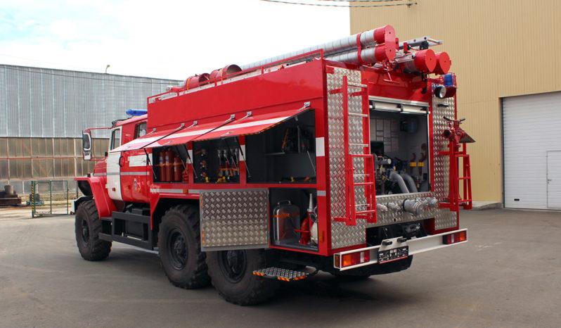 Fire tanker FT-3,0-40 NATISK (5557) full