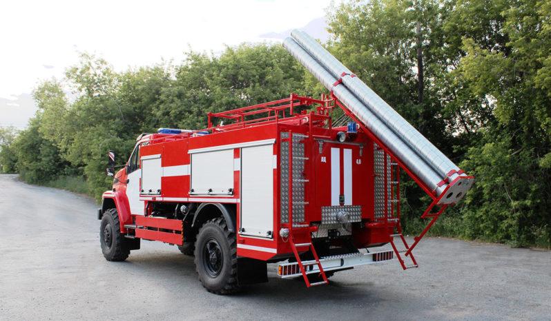 Fire tanker FT-4,0-40 (43206) full
